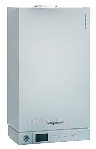 Котел газовый навесной Viessmann Vitodens 100-W 35 kW одноконтурный