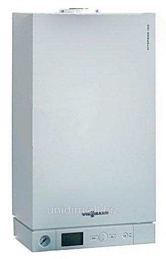 Котел газовый навесной Viessmann Vitodens 100-W 35 kW двухконтурный