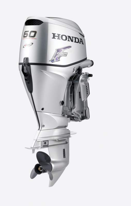 Моторы лодочные HONDA BF 60A LRTU