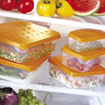 Контейнер для холодильника и морозилки