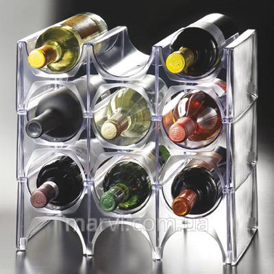 Емкости для хранения бутылок