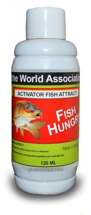 Активатор клёва Fish Hungry Фиш Хангри