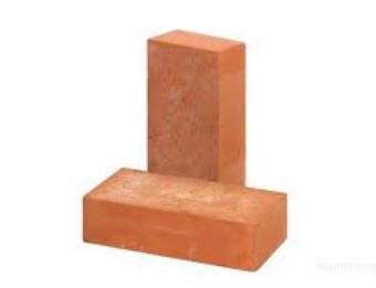 Купить Кирпич керамический рядовой,полнотелый,красный М100 от производителя