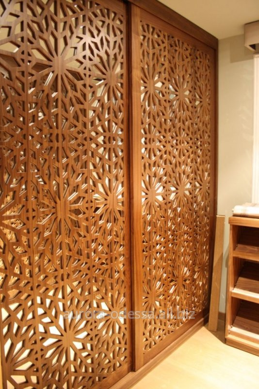 The Wooden Partition Room To Get Partitions From A Tree In Odessa