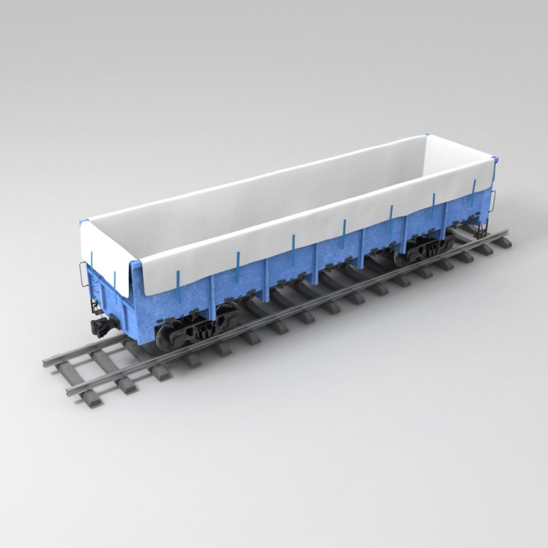 Buy Inserts in the gondola car and the car