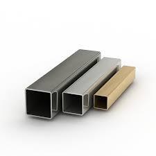 Купить Труба квадратная алюминиевая 40х40х2,0 / б.п.