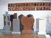 Памятник надгробный из камня
