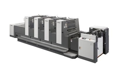 Листовые офсетные печатные машины SHINOHARA 75 M-P 2D