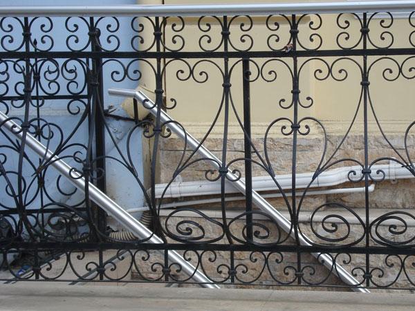 Купить Ограждения балконов