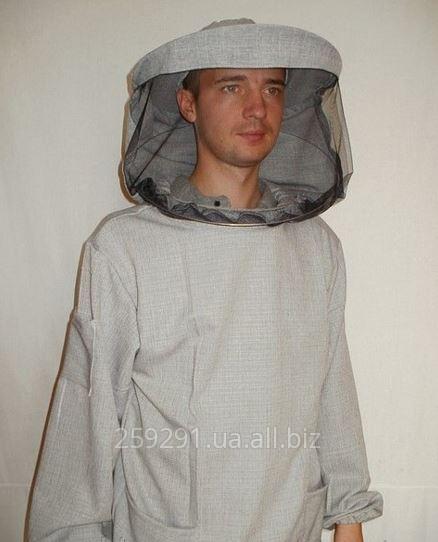 Купить Куртка пчеловода лен-габардин