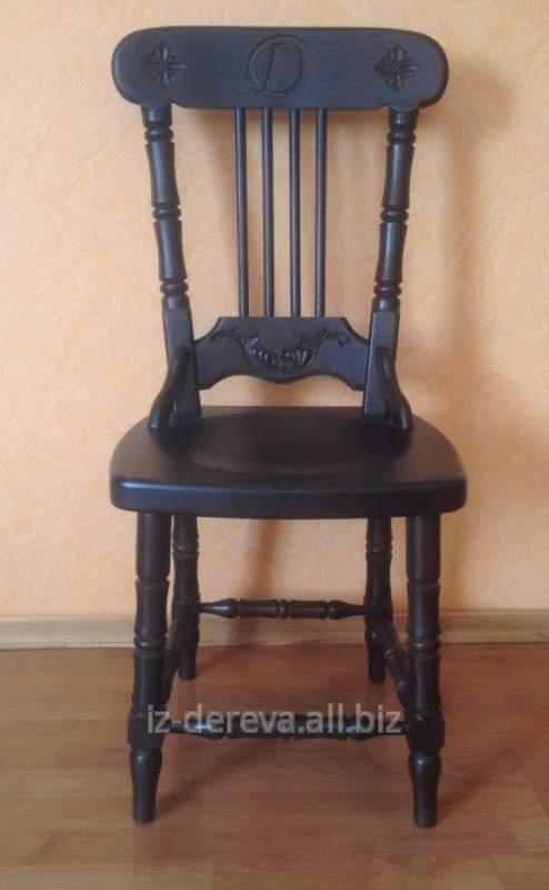 Стулья деревянные от производителя, стулья из натурального дерева приобрести в Ровно