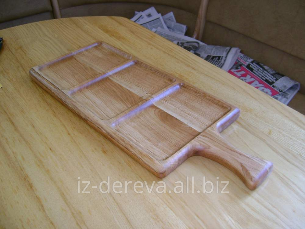 Разделочные деревянные доски приобрести по оптовым ценам в Ровно