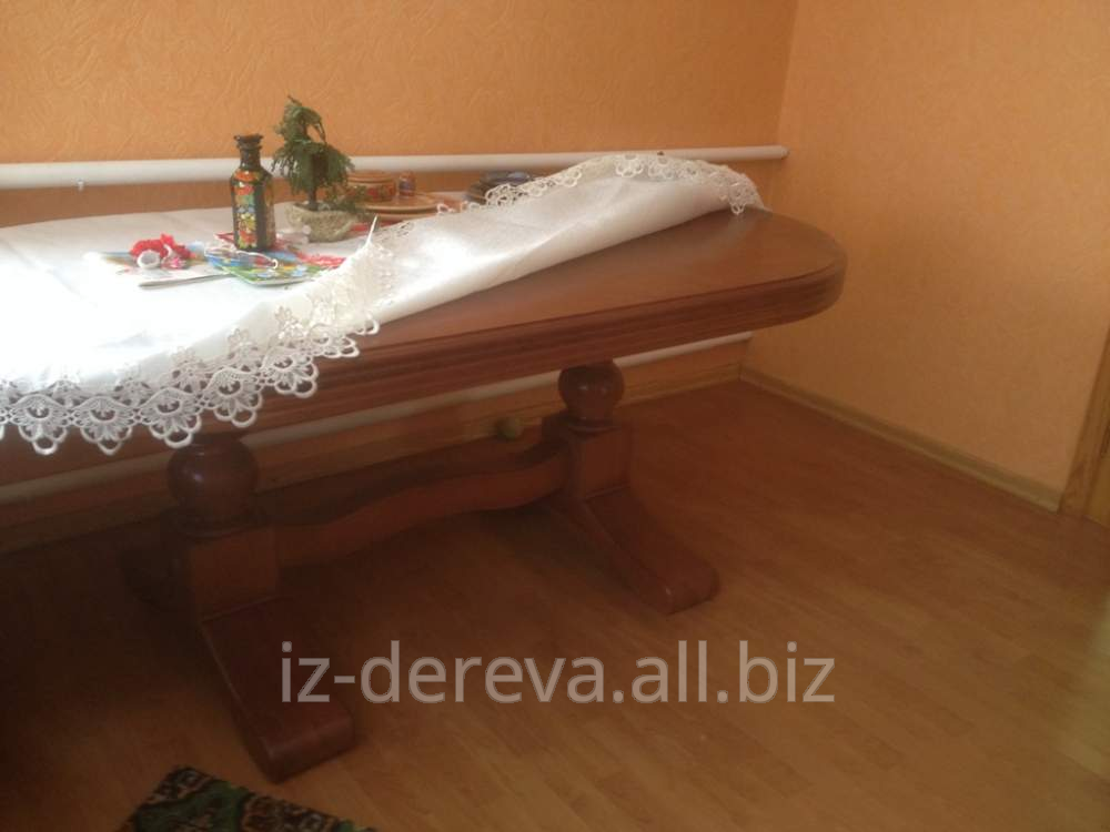 Buy Wooden tables from the producer for reasonable prices in Exactly