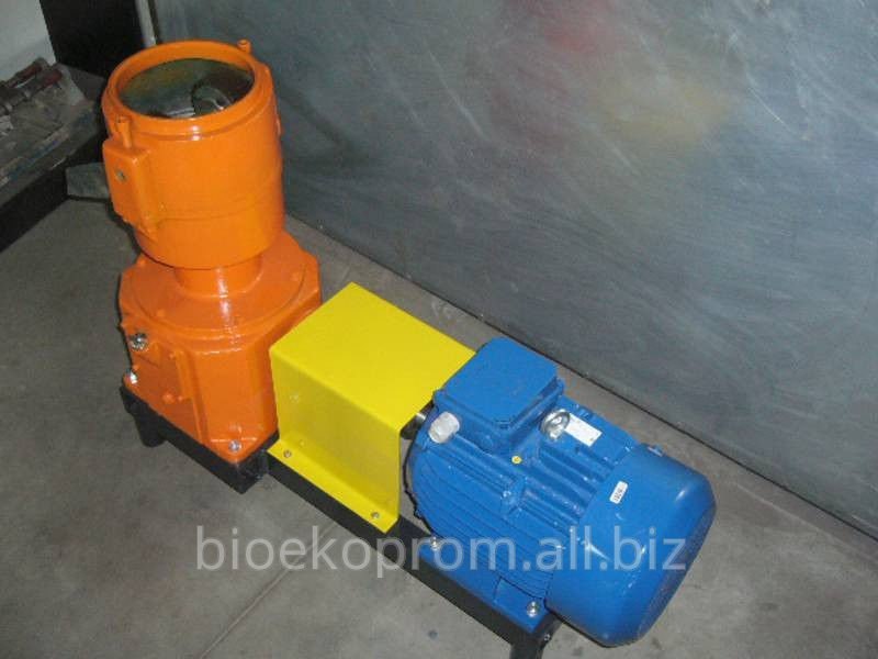 Buy Phytoweight granulator. Equipment for production of fuel granules.