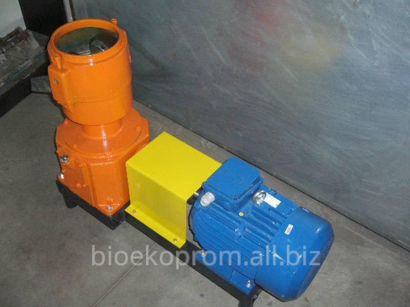 Гранулятор фитомассы. Оборудования для производства топливных гранул.
