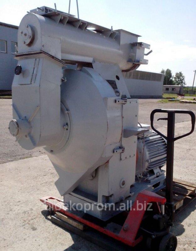 Пресс гранулятор  ОГМ-1,5М. Оборудования для производства гранул Пеллет