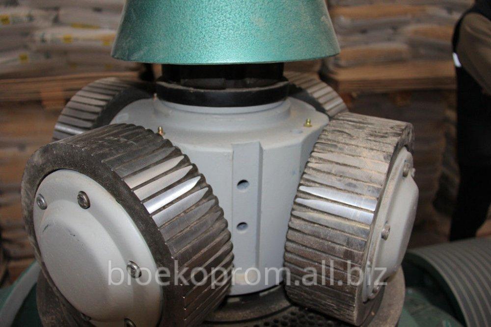 Купить Гранулятор для производства топливных пеллет KAHL Model 35-600