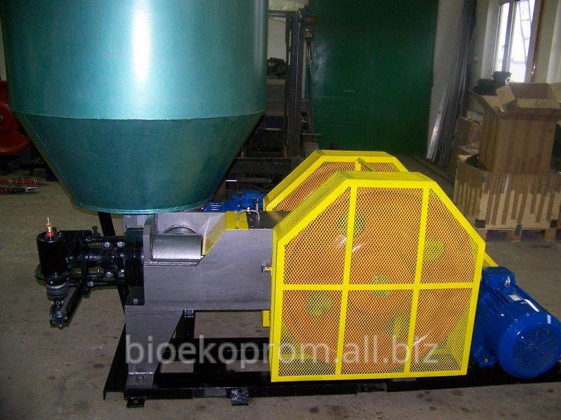 Пресс для брикетов BT-350 NEW