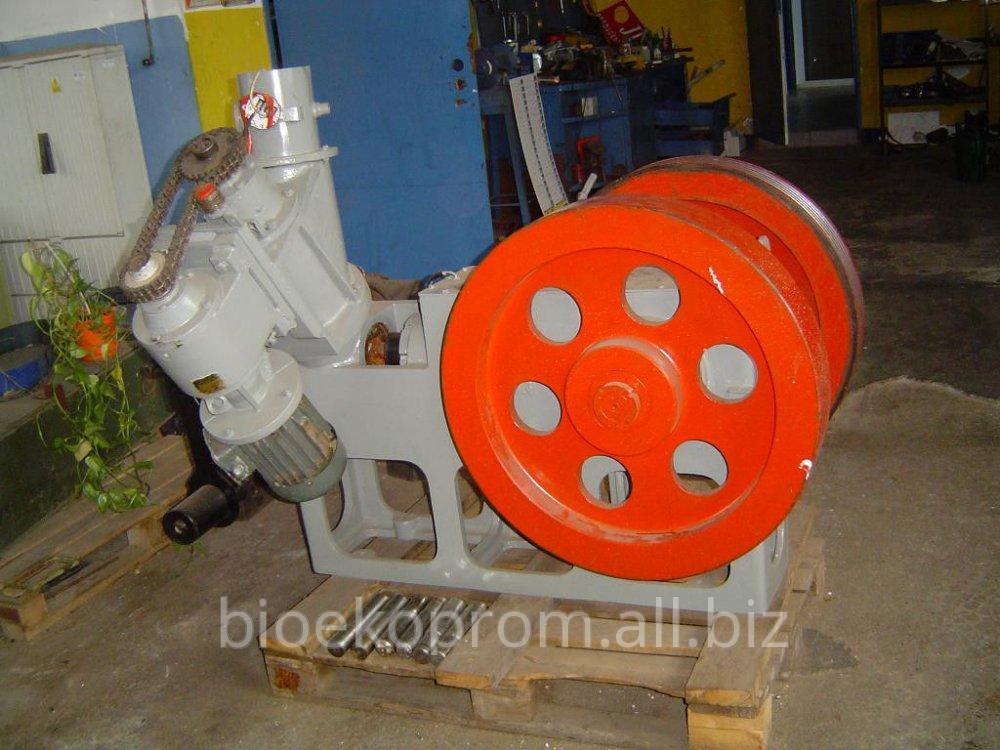 Пресс для брикетов Wamag BT-86