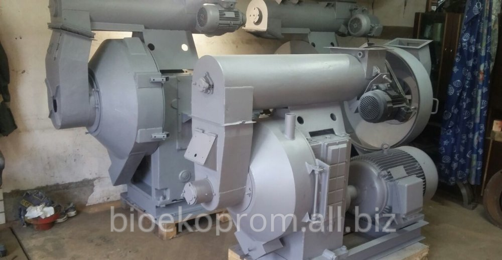 Buy Equipment for the production of fuel pellets made of sunflower husk