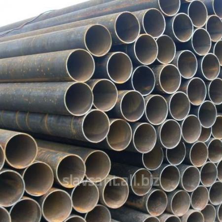 El tubo electrosoldado f57h2.5-4.0