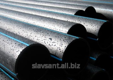 Труба из полиэтилена водопроводная напорная диаметр 280