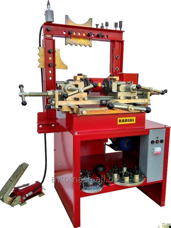 Maschinen zum Ausrichten von Scheiben
