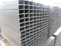 Pipes profile electrowelded rectangular (GOST 8645-68)