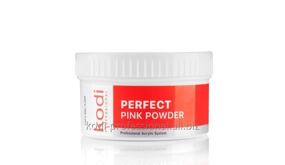 Perfect Pink Powder Kodi professional 60 gr Базовый акрил розово-прозрачный