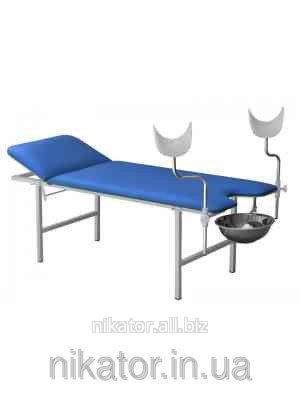Кушетка гинекологическая ККГ