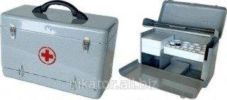 Саквояж алюминиевый  Завет УМСП-01
