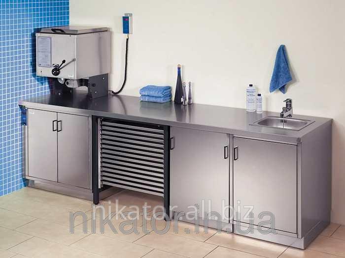 Оборудование для приготовления озокерито-парфиновых аппликаций Trautwein