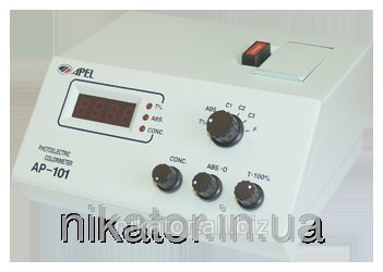 Цифровой фотоэлектроколориметр Apel AP-101