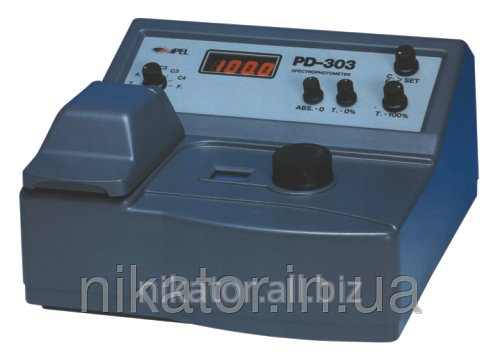 Цифровой спектрофотометр Apel PD-303