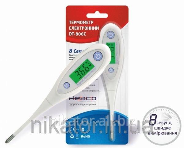 Электронный термометр Heaco DT-806C