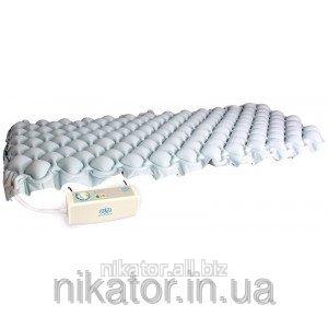 Ячеистый матрац с компрессором со статикой