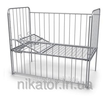 Кроватка детская КД-Ф