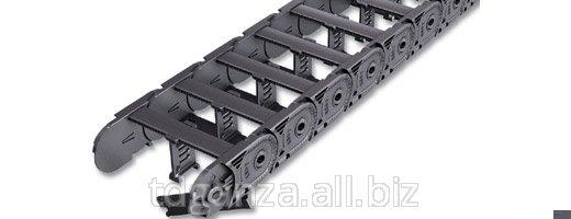 Кабелеукладочная цепь Uniflex Advanced 1555.040 Kabelschlepp