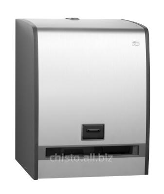 Купить Сенсорный диспенсер для рулоных полотенец Tork Matic 459500