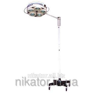 Светильник операционный L735-II пятирефлекторный передвижной