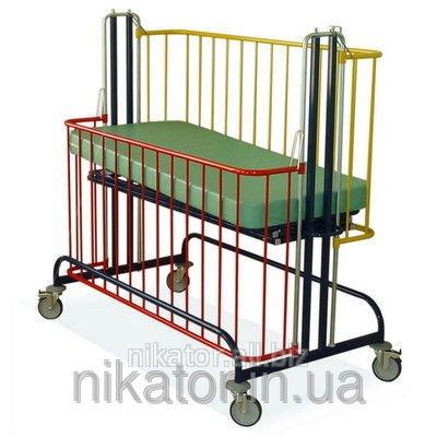 Матрас 50мм для кровати детской  Завет КФД с клееной