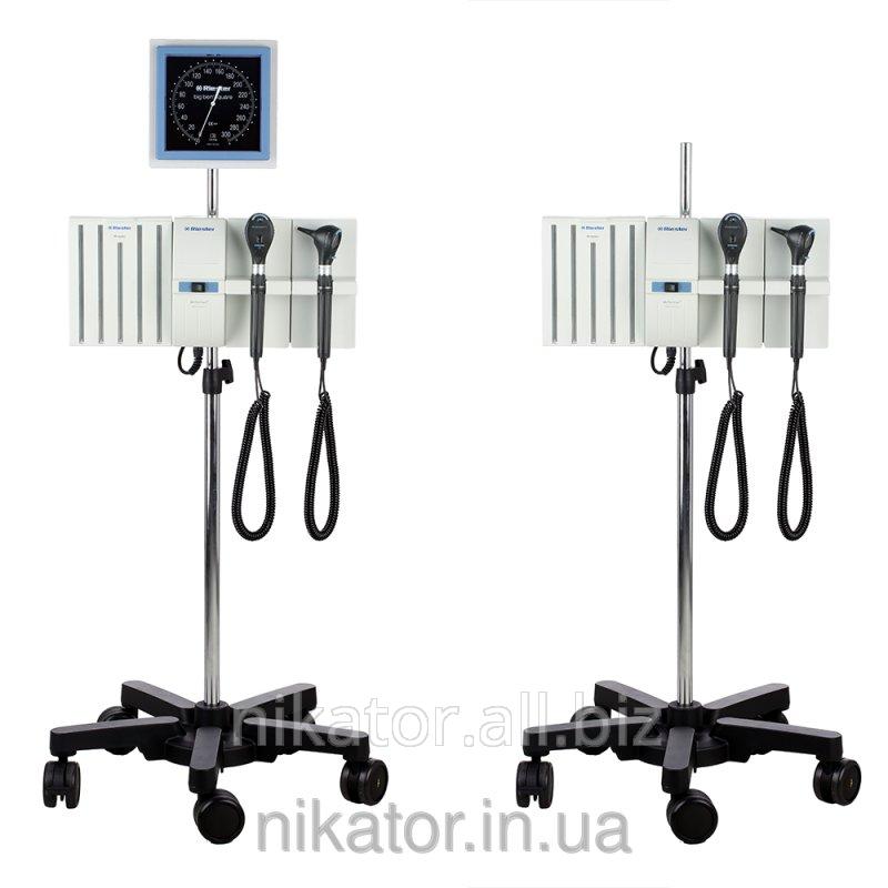 Мобильная диагностическая станция Riester ri-former®, 2 ручки, ri-spec, big-ben, 3,5 В/230 В