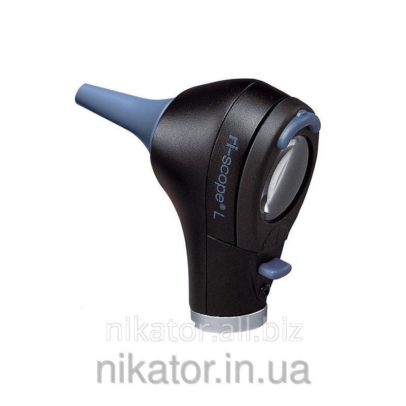 Головка отоскопа Riester ri-scope® L2 LED 3,5 В, з системой защиты от кражи