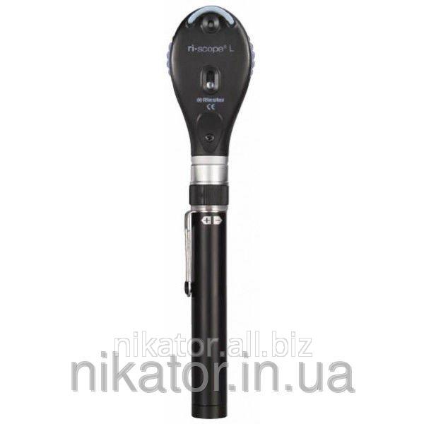 Офтальмоскоп Riester L3 ri-scope® L LED 3,5 В, С-ручка для 2 Li - батареек