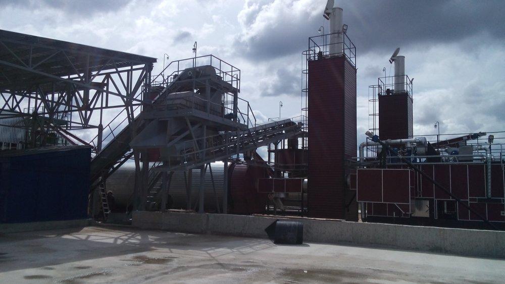 Сушильный комплекс SB-2 SM  (4000-7000 кг/ч)