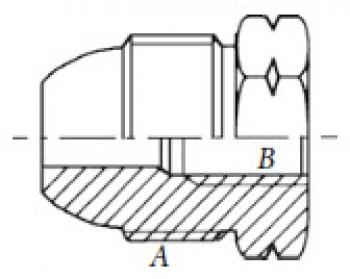 Соединительные элементы POL-соединение неподвижное, PN 25