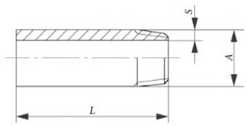 Штуцер PN 40