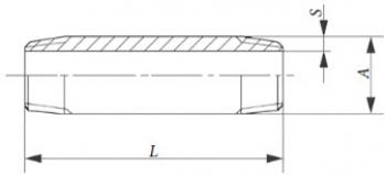 Штуцер двойной PN 40