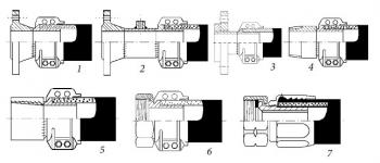 Комплектное шланговое соединение PN25
