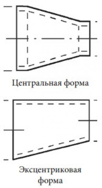 Переходник PN40, DIN 2616